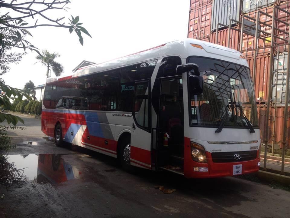 Lộ trình 5 tuyến xe từ Bến xe Nước Ngầm đến Hưng Yên