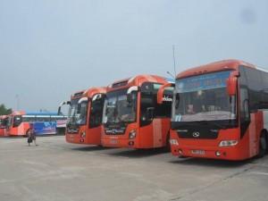 Lộ trình 5 tuyến xe từ Bến xe Nước Ngầm đến Quảng Ngãi