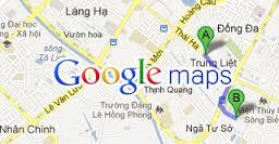 Bến xe nước ngầm map