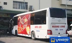 Lịch chạy xe Bến nước ngầm - Nhà xe Hoài Giang