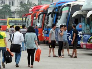 Tuyến xe bus đến bến xe nước ngầm