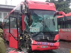 tai nạn ở bến xe nước ngầm mới nhất