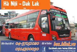 Xe khách từ Bến xe nước ngầm đi Đắk Lắk