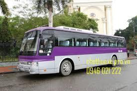 Xe khách từ Bến xe nước ngầm đi Đà lạt