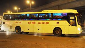 Tuyến xe khách từ Bến xe nước ngầm đi Lai Châu