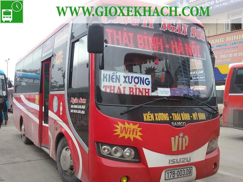 xe Ngân Sơn